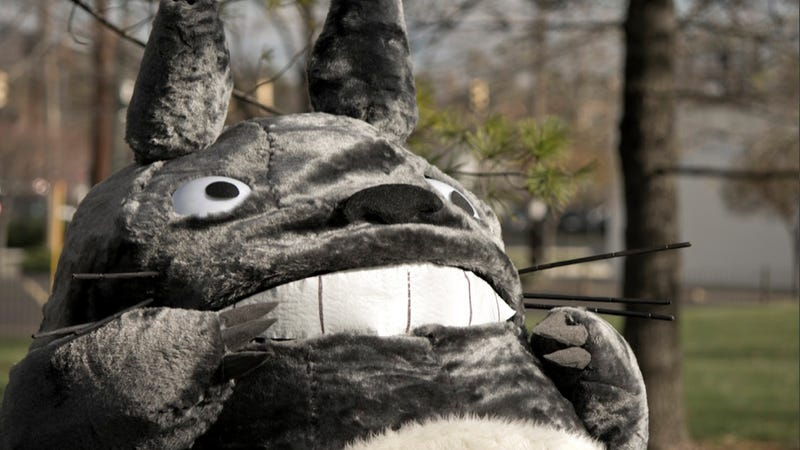This Totoro Costume Is So Incredibly Adorable