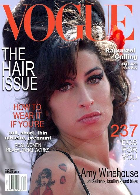 Winehouse & Wintour, Sittin' In A Tree...