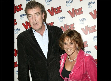 Jeremy Clarkson in affair with Top Gear coworker?