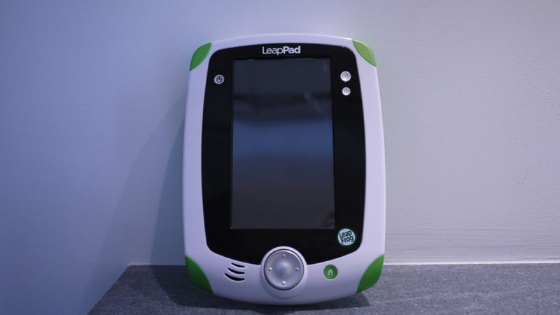 LeapPad Explorer: The Tablet Your Kid Can Use as a Frisbee