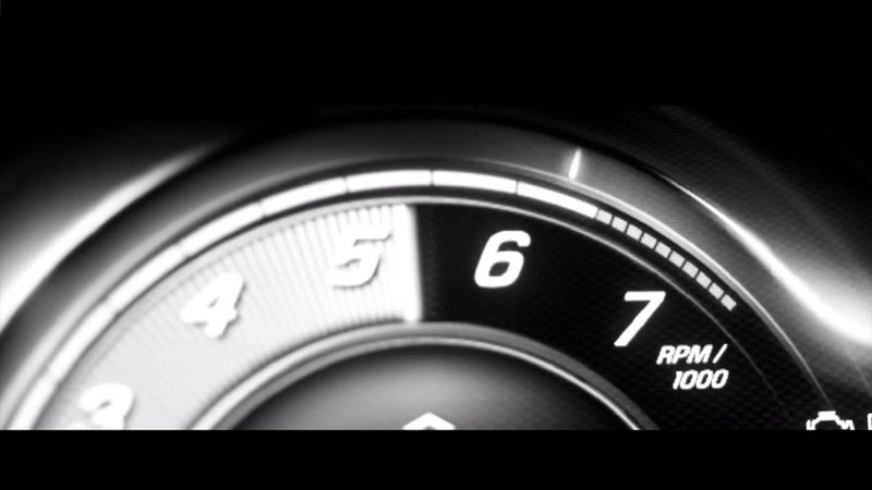 Check Out The 2014 Corvette's Digital Instruments