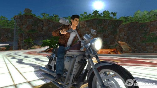 Sega All-Stars Racing Gets A Little Shenmue