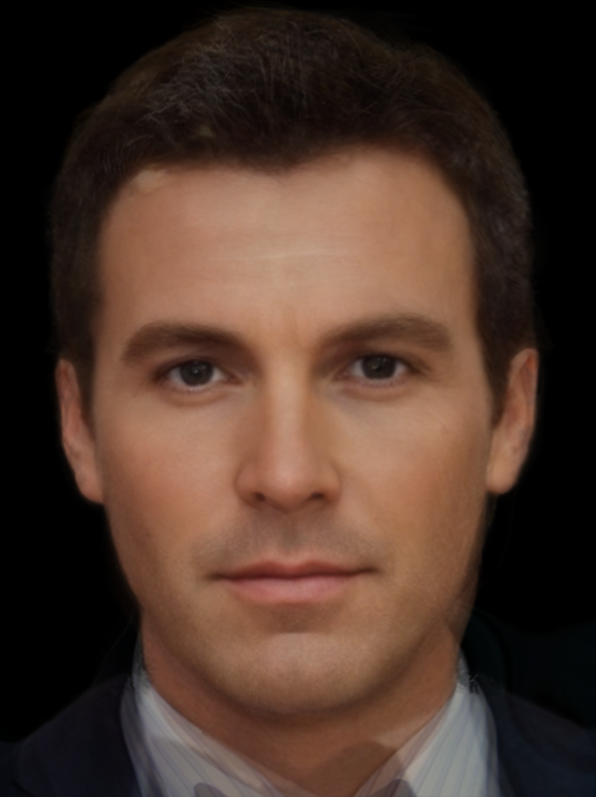 Every Batman Actor's Face Morphed into One Hero, Now With Ben Affleck!