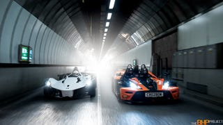 Track Cars Take On London - Wallpapers