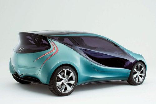 Mazda Kiyora Concept: Press Photos