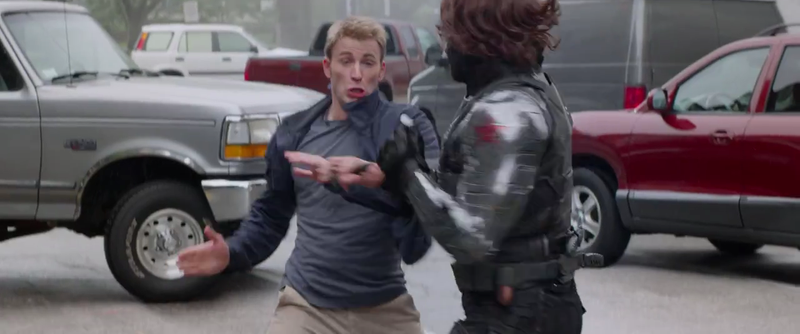 Will this be Captain America: The Winter Soldier's post-credits scene?