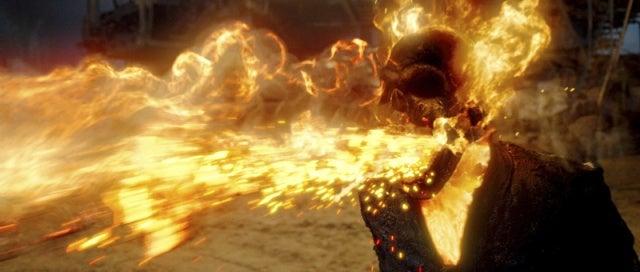 Ghost Rider promo pics