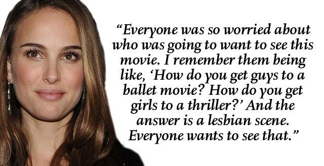 Natalie Portman Reveals The Key To Black Swan's Success