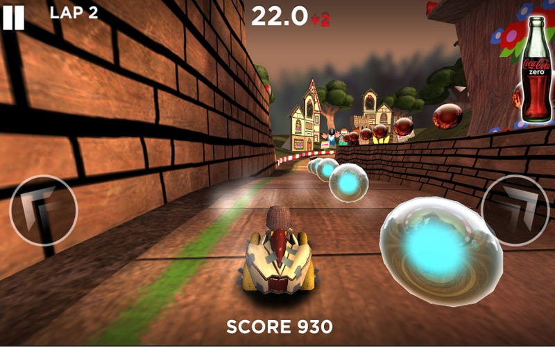 PlayStation All-Stars Lives On As Coke-Sponsored Mobile Mini-Games
