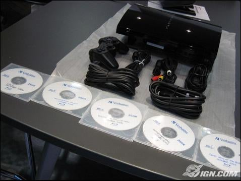 PS3 Unboxed and Molested