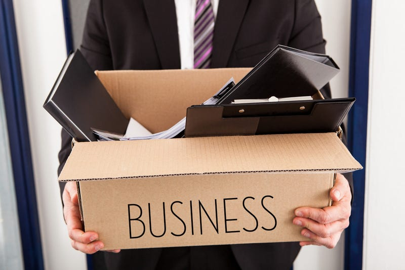 This Week In The Business: Layoff Season