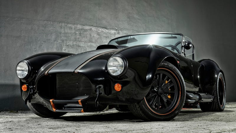 Ask Our Photographer About This 1965 Cobra Replica That He Shot... And Drove