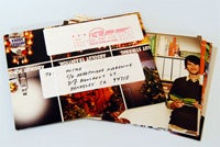 ReadyMade recycled notecards