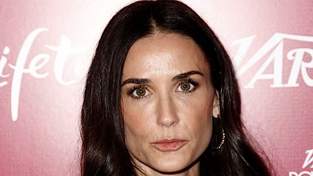 Demi Moore Sneaks into Utah Rehab Center