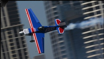 Reminder: Red Bull Air Race Pilots Are Absolutely Nuts