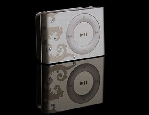 John Harrington-Designed iPod shuffle