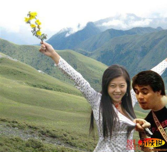 More Delightful Chinese Photoshop Trolls