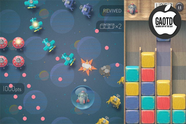 An iPhone Game That Splits Your Fingers as Well as Your Brain