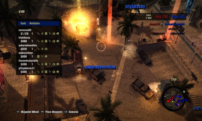 A Don's-Eye View Of The Godfather II Multiplayer