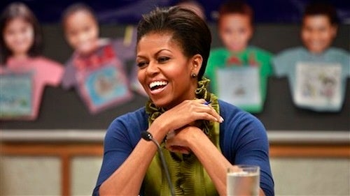 Michelle Obama: First Mom In Chief?