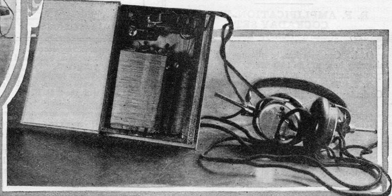 This Radio-Book Was The Future of Education
