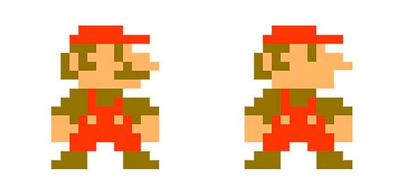 ¿Por qué Super Mario tiene bigote?