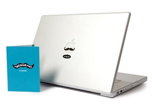 Yeah, Bro! My MacBook Has A Pedostache
