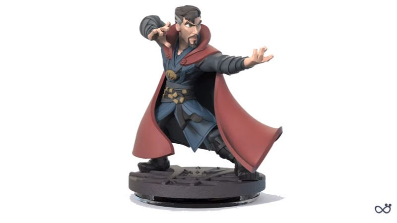 Aww, We'll Never Get ThisBenedict Cumberbatch Disney Infinity Figure
