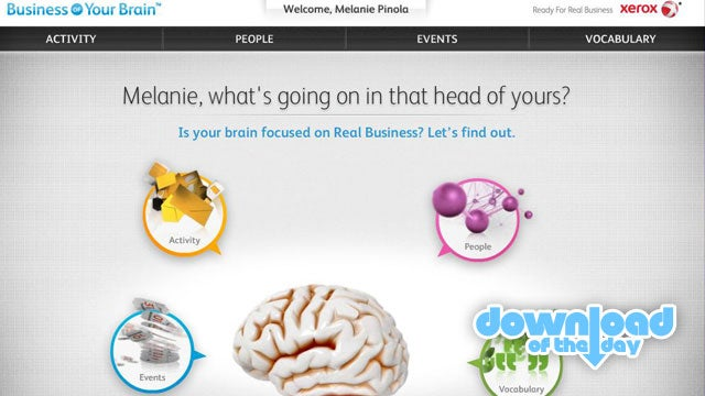 Business of Your Brain Analyzes Your Outlook Data and Reports Back Your Productivity Killers