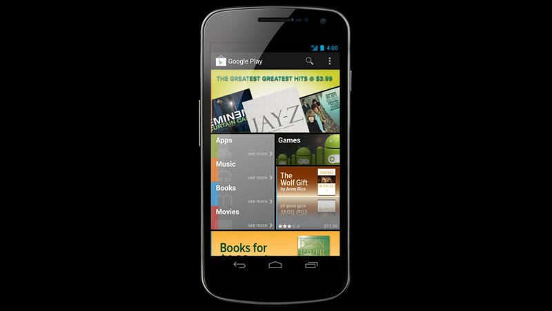 Google Play: Apps, Music, Movies, and Books All Under One Roof