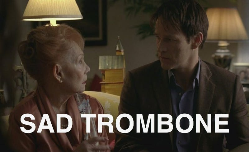 True Blood tells the story of 3 Men and A Trash Baby