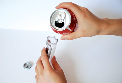 Pour Coke Into This Phone Concept To Charge It (And Rot Its Teeth)