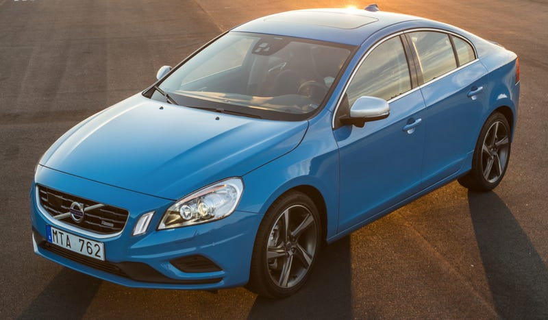 The Curious Case Of The Volvo S60 R-Design