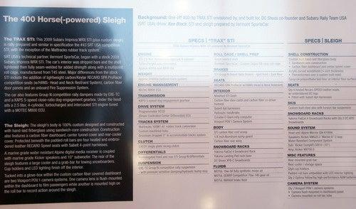 Ken Block Tracked Subaru WRX STI Gallery