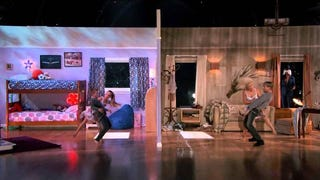 Huh, Here's Derek and Julianne Hough Dancing to Sia's 'Elastic Heart'