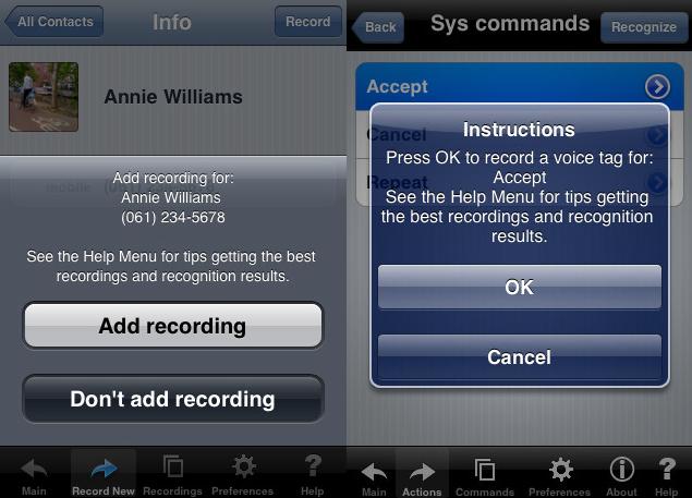 Voice Dial iPhone App Gets App Store'd