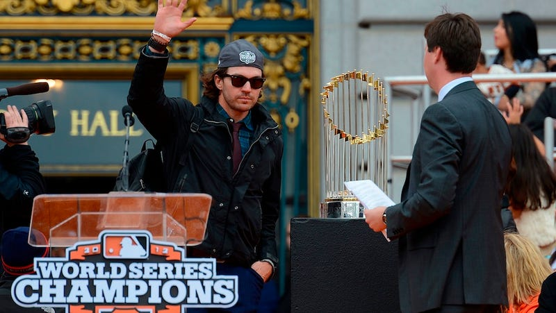 Barry Zito Has Found Christianity And Guns