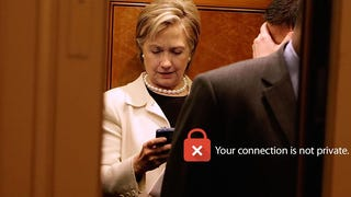 How Unsafe Was Hillary Clinton's Secret Staff Email System?