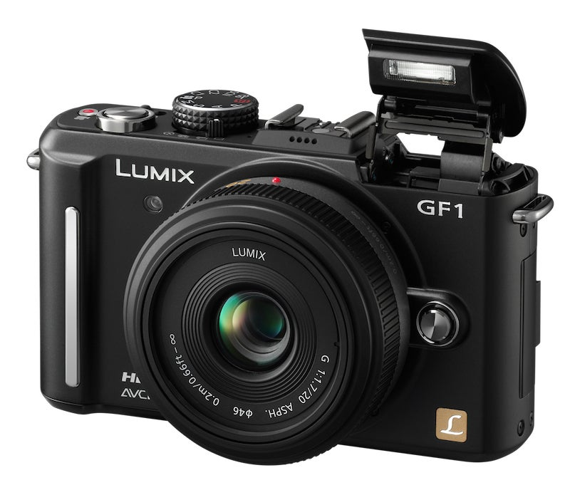 Panasonic Lumix GF1 Camera Improves on the Olympus E-P1... But Not By Much