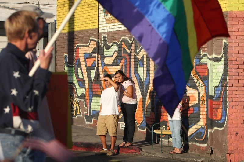 A Contract Between the Gay Community and Our Straight Neighbors