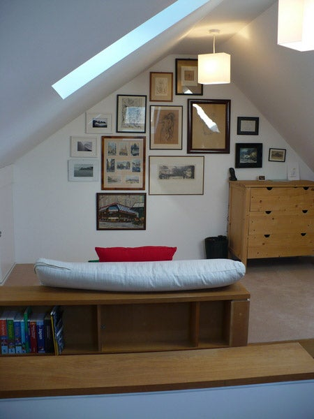 Stairs Bookcase Actually Makes Me Want to Move to London