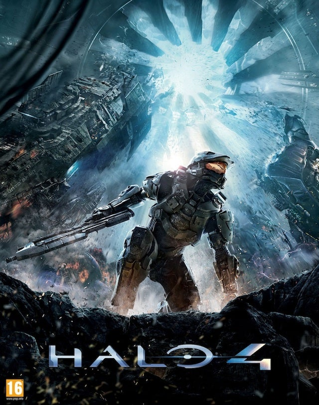 Fans Piece Together the Box Art for Halo 4