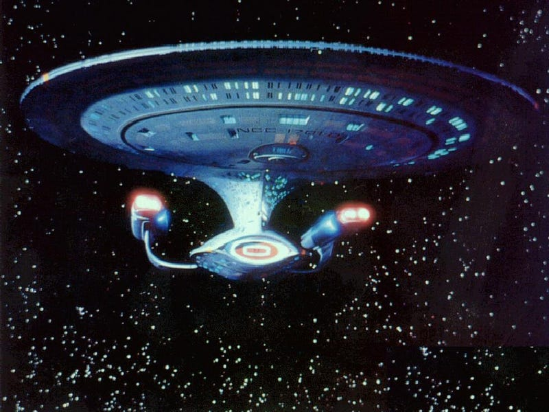 10 Greatest Starships Of All Time