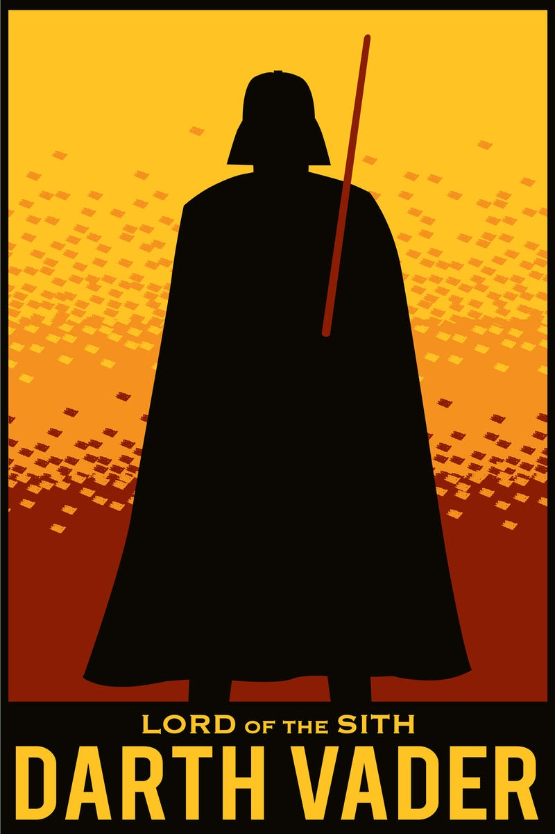 New Star Wars art show is classy, retro-stylish, and generally brilliant