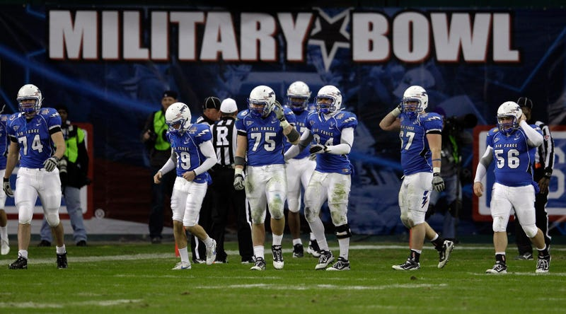 Report: Air Force Football Players Used Date-Rape Drugs At Party