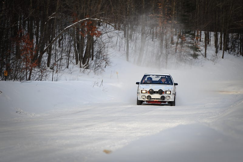 2009 Sno*Drift Rally: Michigan's Great Motorsport Secret
