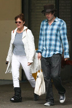 Susan Sarandon and Her Ping Pong Boy Get Their First Reality Show