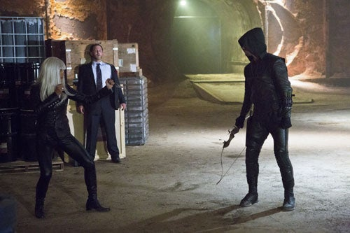 "Arrow - ""Honor Thy Father"" Photos"