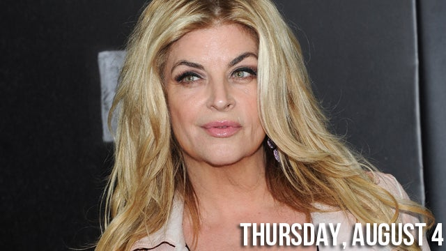 Kirstie Alley Just Might Get Her Own Sitcom