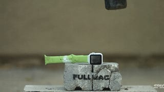 Videos: The ridiculous destruction of the Apple Watch